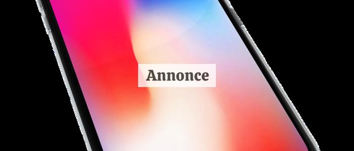 iPhone X – telefonen til den sofistikerede kvinde