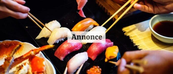 Spis dig mæt i lækker og sund sushi