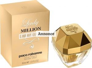 Paco Rabanne Lady Million Eau My Gold Edt 30 ml