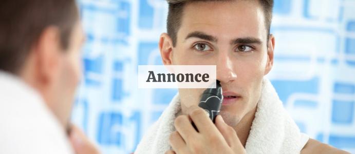 Bedste næsetrimmer – her er 3 gode og billige næsetrimmere!
