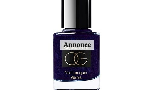 Få smukke negle med neglelak fra Organic Glam