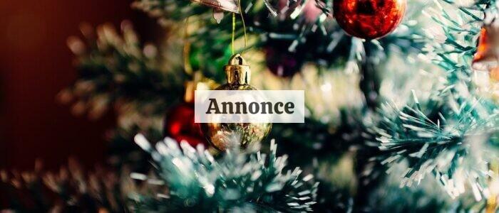 Kom godt på plads i dit nye hjem og hold jul